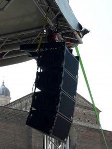 Service audio Padova, noleggio impianti audio a Padova e provincia