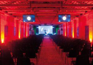 Service luci Padova, noleggio impianti luci per eventi