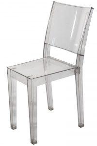 SEDIA KARTELL - sedia trasparente