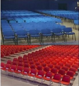 Noleggio sedie Padova per eventi, concorsi, corsi e feste