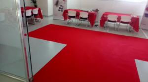 Noleggio tappeto danza e moquette a Padova per eventi - Viola Production Srl