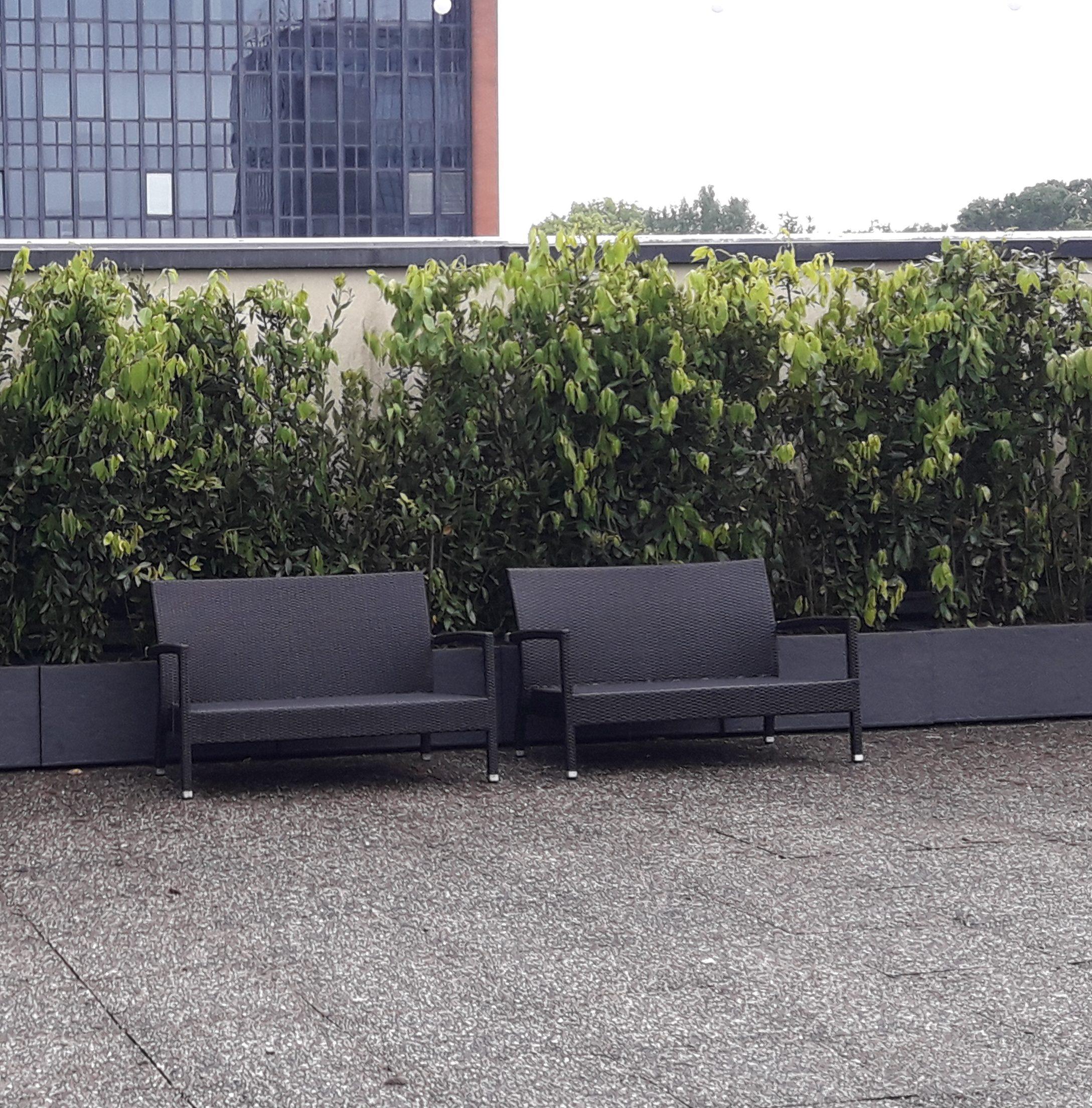 Noleggio arredi da esterno service audio luci e video for Salottini da esterno