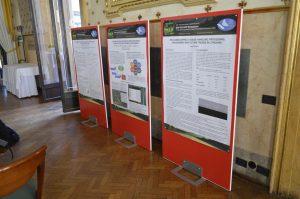 Noleggio totem e bandiere/vele pubblicitarie - service audio, luci e video per eventi - Padova