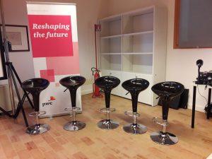 Noleggio sgabelli - service audio, luci e video per eventi - Padova